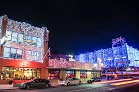 automobile alley christmas lights things to do see november 14 november 20 2017 oklahoma city