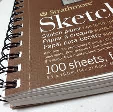 sketch art supply critic