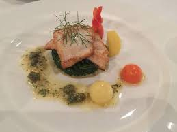 le coq cuisine trout steak ร าน le coq d or restaurant wongnai