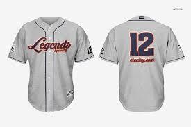 baseball jersey mockup set product mockups creative market