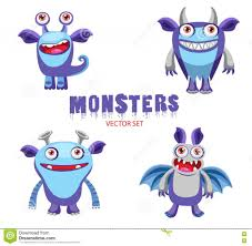 cute monster drawings how to draw a cute monster stepstep