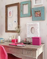 Wall Desk Ideas Awesome Vintage Desk Ideas Diy Home Office Decor Ideas Wall Frames