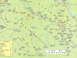 Pathankot India Map by Maps Of Kashmir