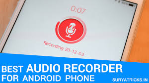 best android voice recorder top 5 best free android voice recorder