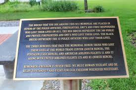 wisconsin historical markers plover 9 11 memorial