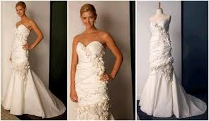 stunning platinum wedding dress designed by david tutera worth