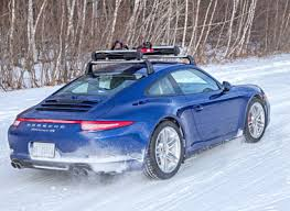 porsche 911 winter whether to lock up the porsche 911 4 once the winter comes