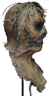 scarecrow mask scarecrow masks haunted house and ready creations
