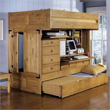 twin loft bed with futon and desk futons home design ideas
