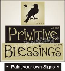 free primitive stencil designs t22 stencil trio primitive