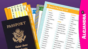 travel documents images How to pack travel documents jpg