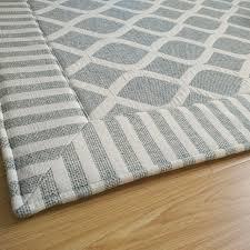 Modern Square Rug 185x185cm Big Carpet Rugs Square Floor Carpet Soft Living Room