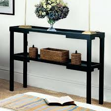 tall black console table tall console table image of modern tall console table tall narrow