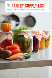 staples open on thanksgiving pantry staples you should always have on hand housewife how to u0027s