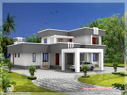 home design types fascinating decoration flat roof house plans