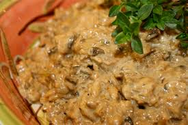 risotto with porcini mushrooms from harry u0027s bar in venice italy