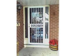 Patio Door Security Gate For Residential Applications Door Security Products Security Gate And Grille For Door