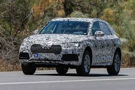 Audi Q5 Next Generation - vwvortex com second gen 2017 audi q5 spied testing