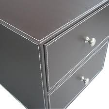 Ottoman Filing Cabinet Leather Filing Cabinet Uk Faux Leather File Cabinet Leather File