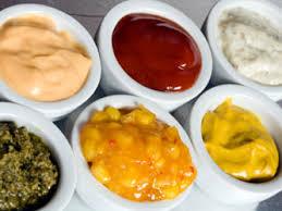 sauce condiments