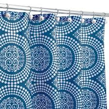 shop grey and blue shower curtains on wanelo navy blue shower