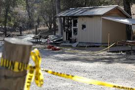 Al S Firewood North Bay by Investigators Find Possible Ground Zero Of Valley Fire Sfgate