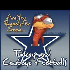 dallas cowboys thanksgiving turkey thanksgiving blessings