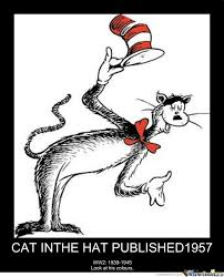 Meme O - cat in the hat a nazi supporter o by tristamrox meme center