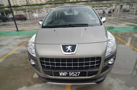 the peugeot 3008 living life differently kensomuse