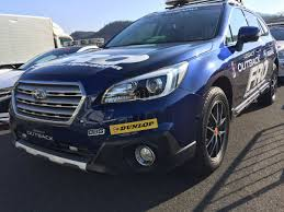 first subaru outback supergt official on twitter