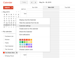how to invite people to google calendar how to prevent double booking events on google calendar robin at