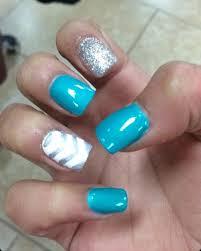 36 gorgeous blue nail designs for girls nail design ideaz