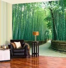 Modern Interior Design Trends In Photo Wallpaper Prints And Murals - Wall paper interior design
