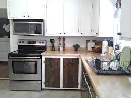 simple kitchen cabinet makeover afrozep com decor ideas and