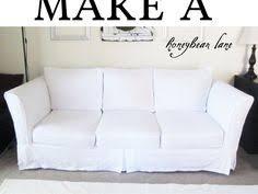 T Cushion Slipcovers For Large Sofas Ugly Sofa Loosefit T Cushion Tailored Slipcover Small Sofa