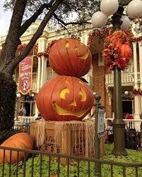 pumpkin decorations pumpkin decorations picture of magic kingdom park