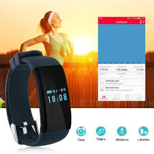 iphone health monitor bracelet images Dfit smart sports bracelet d21 heart rate monitor smartband jpg