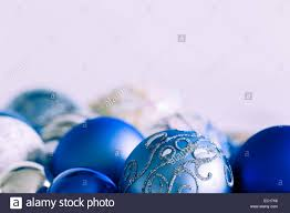 Blue And Silver Christmas Decorations Images by Blue Silver And White Christmas Decorations Stock Photo Royalty