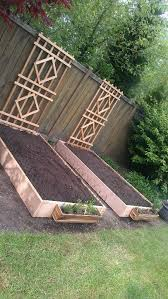 Backyard Vegetable Garden Ideas Best 25 Raised Vegetable Gardens Ideas On Pinterest Raised