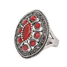 aliexpress buy mens rings black precious stones real new big black precious stones men rings antique silver ring for