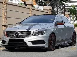 mercedes amg a250 mercedes a250 2013 amg 2 0 in penang automatic hatchback