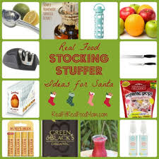 Stocking Stuffers Ideas Real Food Stocking Stuffer Ideas Real Fit Real Food Mom