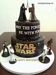 write star wars birthday cake 2happybirthday