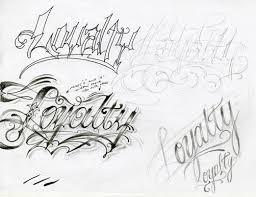 7 best images of cursive lettering designs fancy cursive tattoo