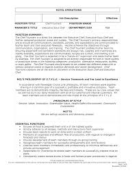 Resume Template Restaurant Manager Best Photos Of Restaurant Manager Job Description Templates