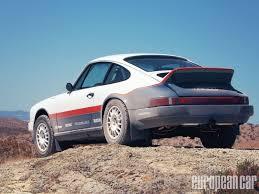 porsche 911 rally car 1984 porsche 911 carrera