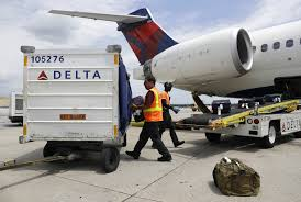 United Baggage Lost Airlines Having Fewer Delays Lost Bags Chicago Tribune