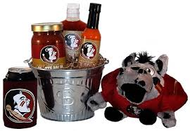 florida gift baskets florida state gift basket fsu at gift baskets etc