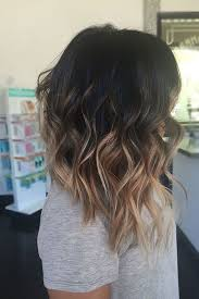 just above the shoulder haircuts with layers popular medium length hairstyles for those with long thick hair