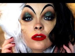 Cruella Vil Halloween Costumes Cruella Vil Makeup Tutorial Halloween